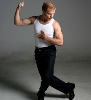 Tim Ferriss Dancing