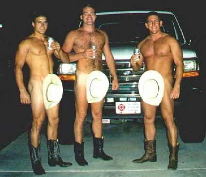 Hot texas men