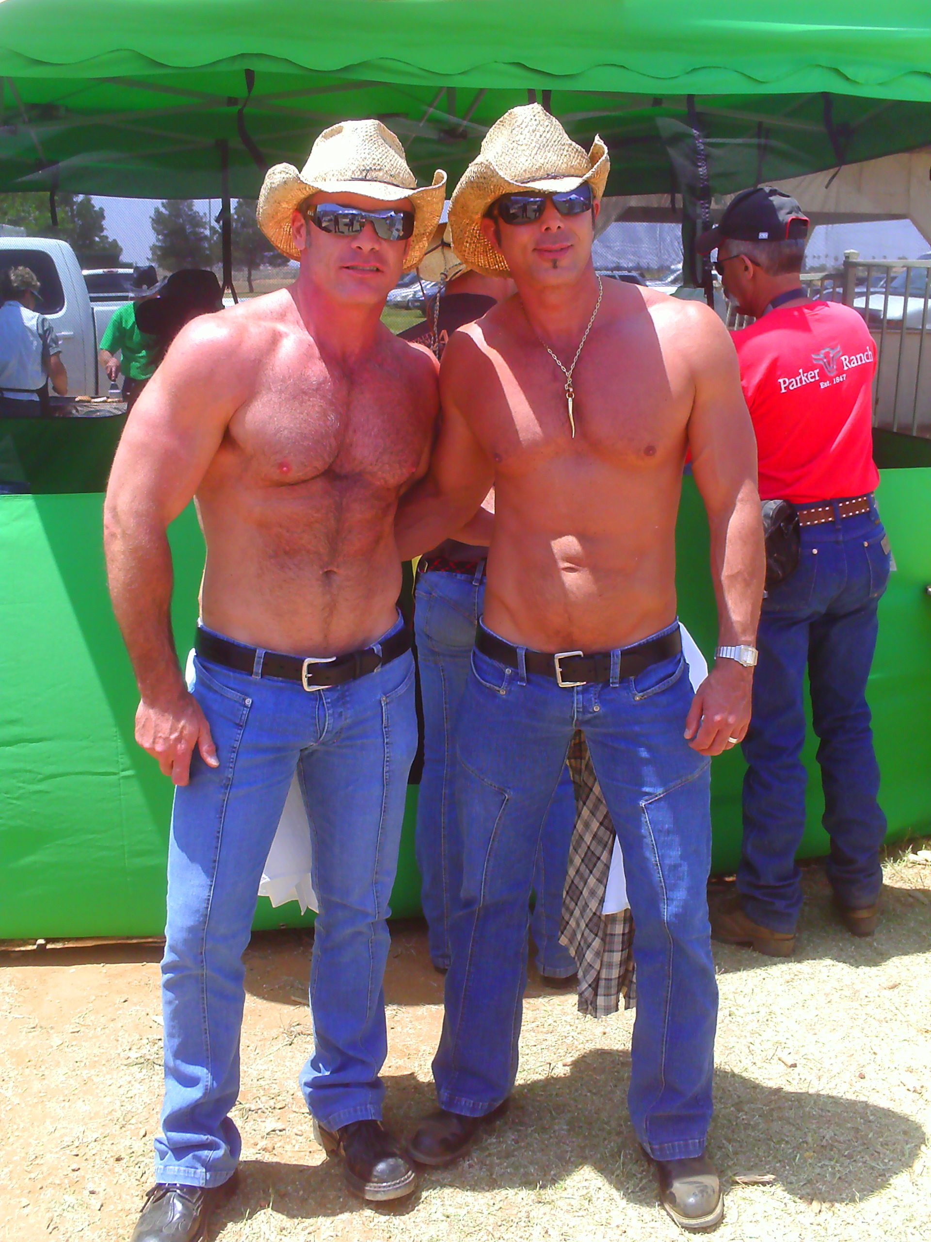 Hot gay cowboy blog